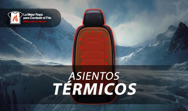 mejores asientos calefactables termicos