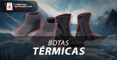 mejores botas calefactables termicas