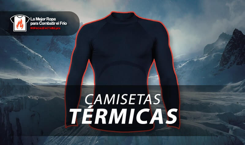 mejores camisetas calefactables termicas