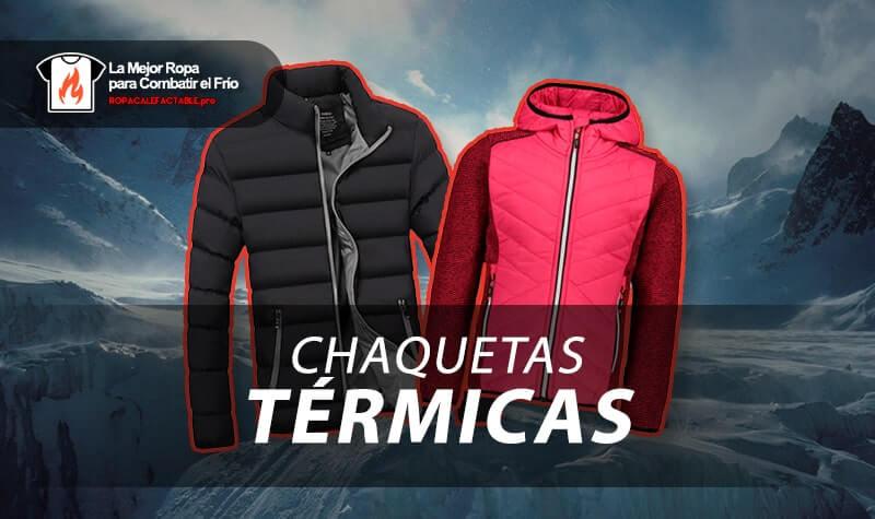 mejores chaquetas calefactables termicas