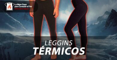 mejores leggins calefactables termicos