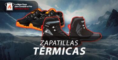 mejores zapatillas calefactables termicas